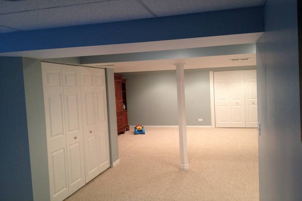 Basement Remodel Lake County