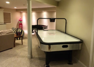 Basement Remodel McHenry County