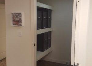 Basement Storage Closet 2