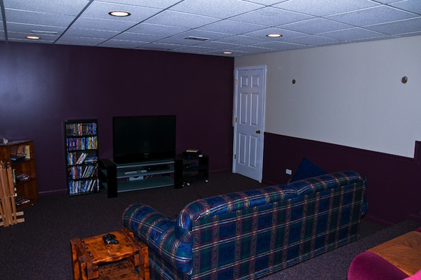 Basement Theater McHenry