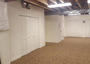 Basement Drywall Open Ceiling