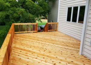Cedar Deck Lake County