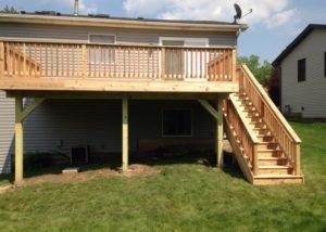 Cedar Deck McHenry