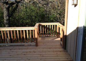 Cedar Deck Prairie Grove 2