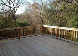 Cedar Deck Prairie Grove