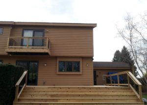 Cedar Deck and Balcony McHenry County
