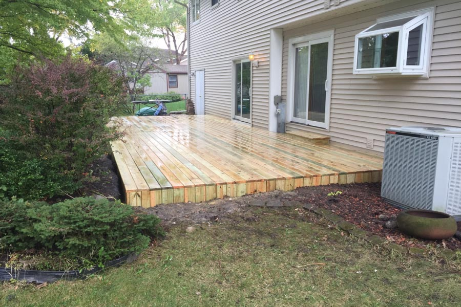 Wood Decks Archives Page 3 Of 12 Rock Solid Builders Inc