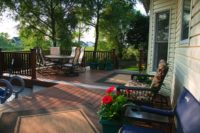 Multi-Color Trex® Deck Lake County