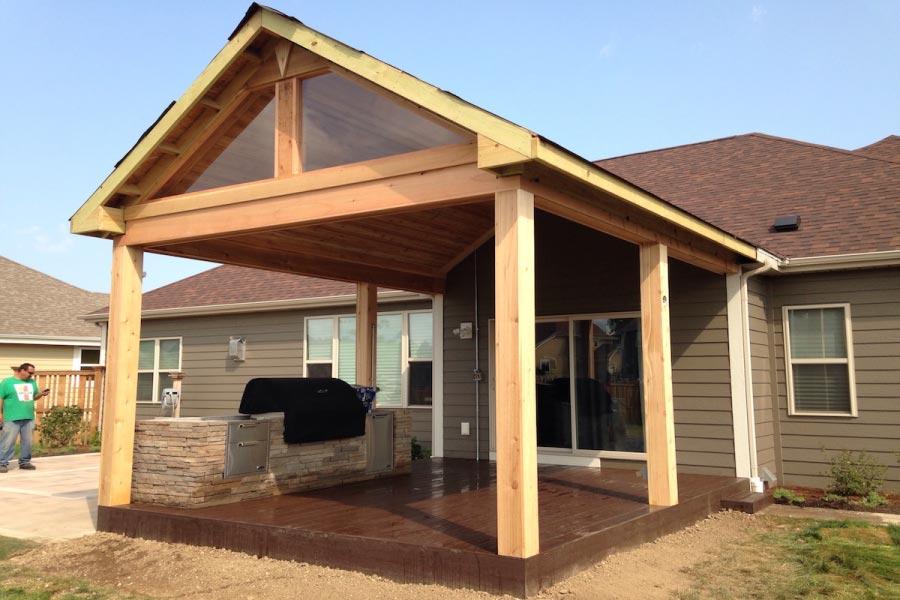 Pleasant Prairie Trex® & Cedar Pavilion