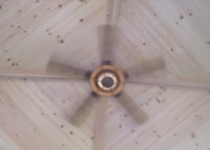 Screen Room Ceiling Detail McHenry County