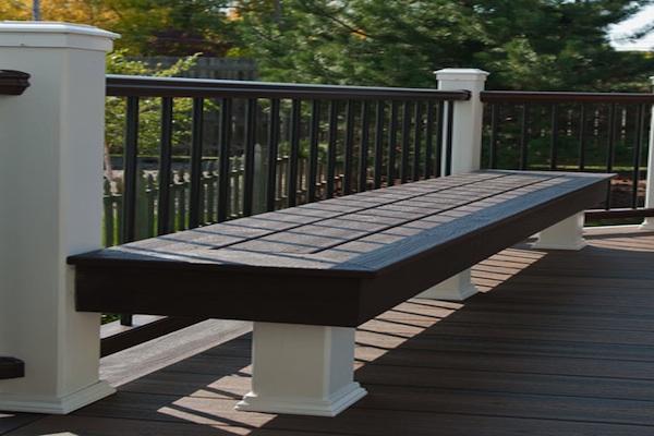 Trex® Deck Bench Libertyville