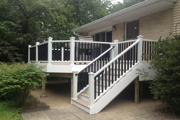Trex® Deck Deerfield