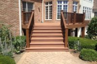 Trex® Deck Stairs South Barrington