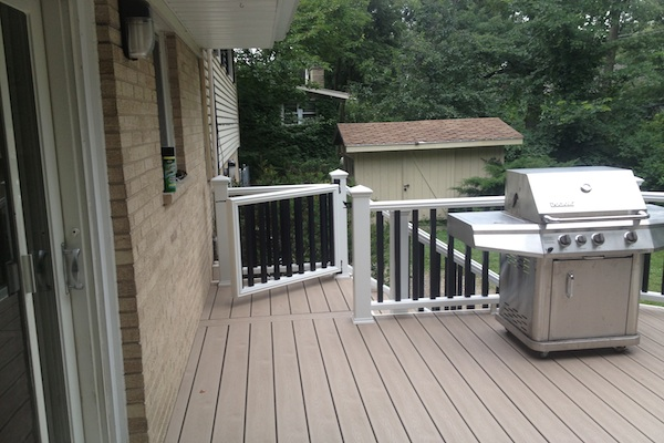 Trex® Deck and Gate Deerfield