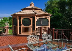 Trex® Deck and Gazebo Lake Zurich