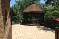 Trex® Deck and Gazebo McHenry County