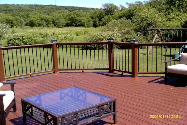 Trex® Deck and Railings Lake Geneva