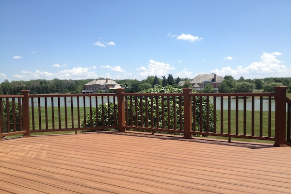 Trex® Deck and Railings South Barrington