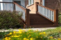 Trex® Deck and Stair Lighting Inverness