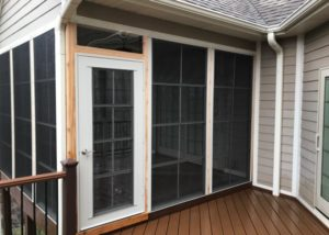 Trex® EZE Breeze Cabana Door