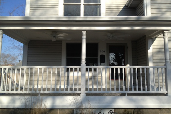 Trex® Front Porch West Dundee