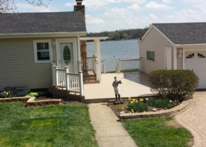 Trex® Front Porch and Deck Wonder Lake