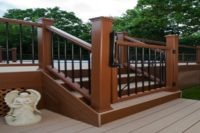 Trex® Pool Deck Gate McHenry