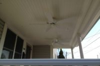 Trex® Porch Ceiling Detail West Dundee