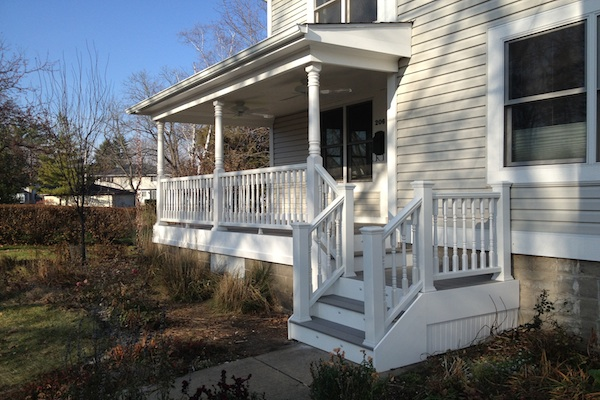 Trex® Porch West Dundee