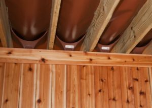Trex® Rain Escape Under Deck Drainage System McHenry County