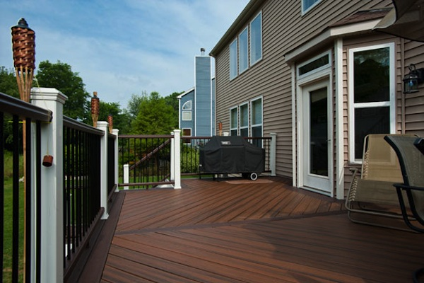 Trex® Tropical Deck Antioch