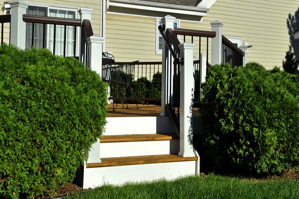 Trex® and Wood Stairs Gurnee