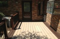 Two-tone Trex® Deck Algonquin 2
