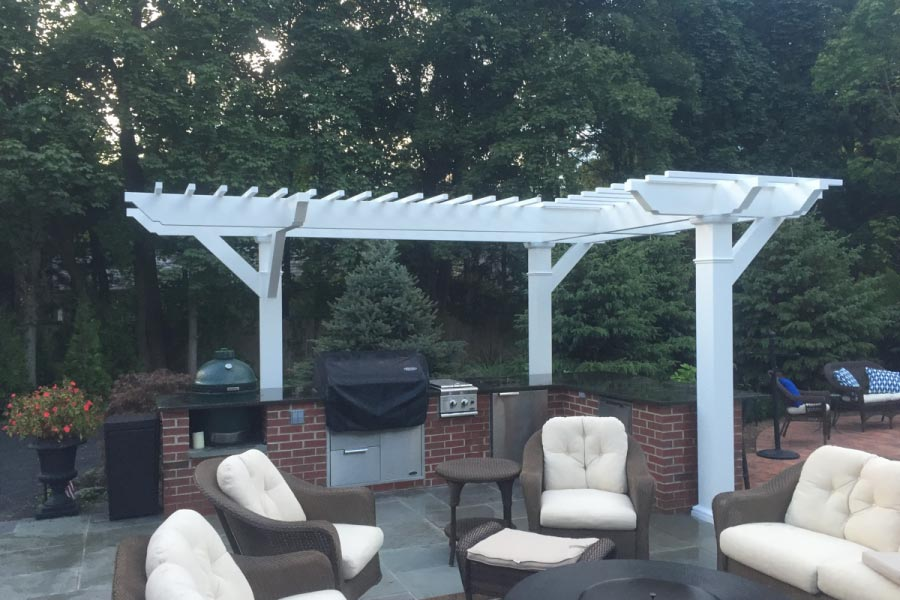 Photo Galleries Pergolas Rock Solid Builders Inc