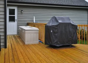 Wood Deck Algonquin